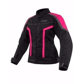 Jaqueta Feminina X11 Guard Com Proteção Lançamento Rosa Moto