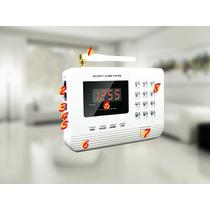 Central Alarme Residencial Telenone Fixo E Chip Celular