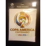 Magneto O Iman Oficial Copa America Centenario 2016