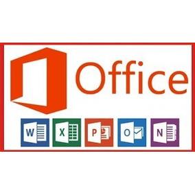 Office Atualizado 2017 Profissional Plus Original