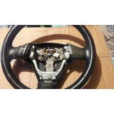 Mazda 3 Timon En Cuero Original No Reparado Como Nuevo