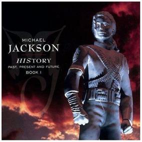Michael Jackson History The Hits 2 Cd Nuevo En Stock
