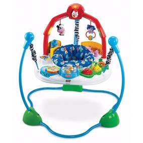 Pula Pula Laugh & Learn Jumperoo Para Bebês Fisher Price