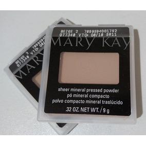 Pó Mineral Compacto Mary Kay - Beige 2 (translúcido) - Refil