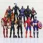 Combo 15 Super Héroes A Elección Thor Batman Hulk Superman +