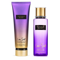 Kit Creme + Splash Love Spell Victoria`s Secret