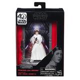 Star Wars Titanium Series Princesa Leia Figuras 3.75 Pulgada