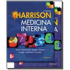 Harrison - Medicina Interna 2 Volumes 17 Ed.2008