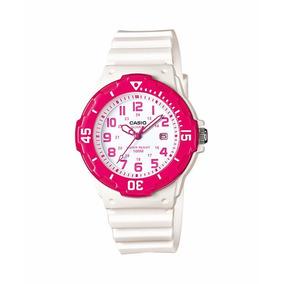 Reloj Casio Lrw-200h Rosa ¡envío Gratis!