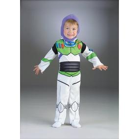 Disfraz Disney Buzz Lightyear Blanco 3t-4t