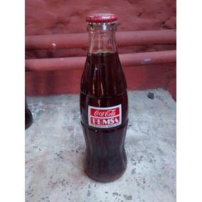 Botella Coca Cola 10° Aniversario Femsa