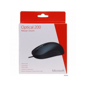 Mouse Raton Microsoft Usb Optical 200