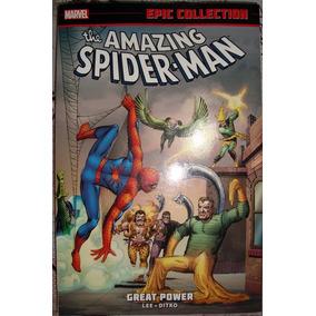 Epic Collection- Spiderman Great Power- Homem-aranha