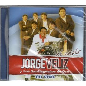 Jorge Veliz - En Vivo Cd - Los Chiquibum