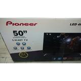 Pantalla Pioneer De 50 Smart Tv 4k Nueva En Caja