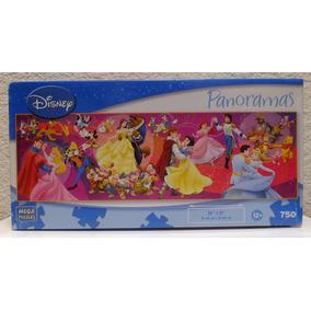 Rompecabezas ¿bailamos? Princesas Disney Caja Con Defectos