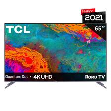Smart Tv Qled Tcl 65 Uhd 4k Smart Tv 65s647