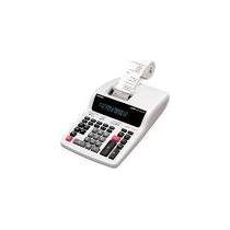 Calculadora De Mesa Casio Grande Com Bobina Dr-210tm 220v