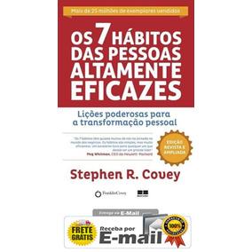 7 Hábitos Das Pessoas Altamente Eficazes - Stephen Covey