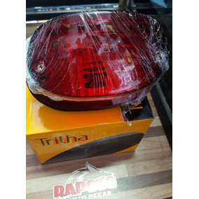 Lanterna Traseira Dafra Kansas 150 C/ Lampada Mod. Original