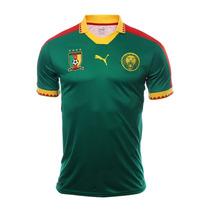 Jersey Camerún Marca Puma (nuevo 100% Original Garantizado)
