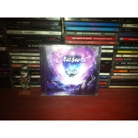 Erasure Light At The End Of The World Cd 2007