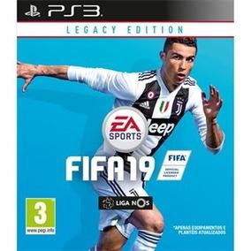 Fifa 19 Ps3 Dublado Em Pt Br Ps3 Digital Envio Imediato