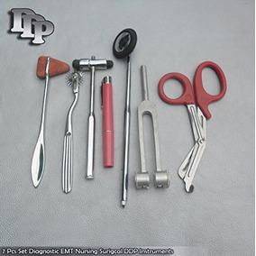 7 Piezas Set Diagnóstico Emt Enfermería Ddp Instrumentos