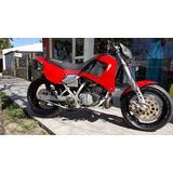 Moto Cagiva 125..