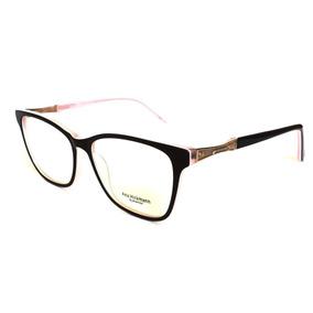 Armação P/ Oculos De Grau Feminino Ana Ah6321 Lançamento