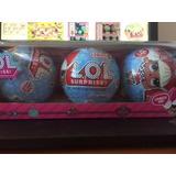 Lol Surprise Muñecas Pack X3 Unidad Serie 2 Envio Gratis