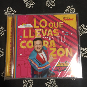 Topa Lo Que Llevas En Tu Corazon Disney Junior Express