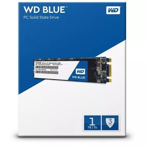 Disco Solido Ssd Wd 1tb Blue M.2 Western Digital