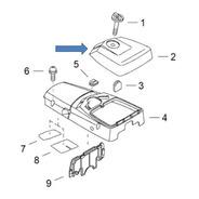 Repuesto Motosierra Echo Cs-420es Tapa De Filtro De Aire