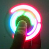 Novo Fidget Hand Spinner Com Led Neon Stress Menor Preço
