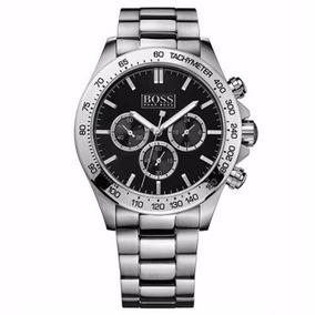 Relógio Masculino Hugo Boss Ikon Cronógrafo, Aço 1512965