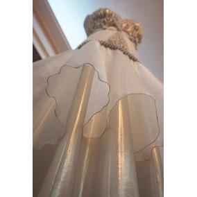 Original Vestido De Novia De Diseñador