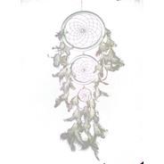 Filtro Dos Sonhos Com Penas Branco Ref: 9418