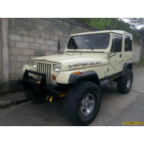 Jeep Wrangler Techo Duro Xl 4x4 - Sincronico