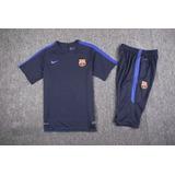 Conjunto Barcelona - Camiseta Bermuda - Original
