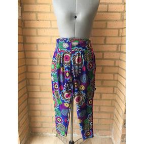 Pantalón Para Dama Estilo Aladin