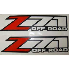 Sticker Calcomania Z71 Off Road Chevrolet Pick Up