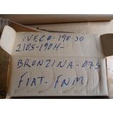 Bronzinas Mancal 020 Biela 030 Alfa Romeo Fnm Fiat 180 Iveco