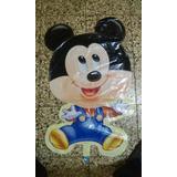Globo Mickey Bebé Inflado Con Helio