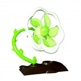 298509 Plum Blossom Tree Style 5-blade 2-mode Sob Encomenda