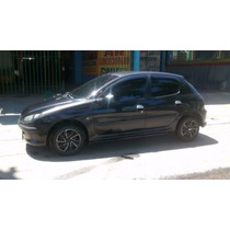 Peugeot 206 Presence 1.4-8v-2006-gnv-vist.2016-compl.tunning