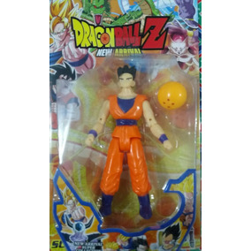 Boneco Gohan Dragon Ball Articulado