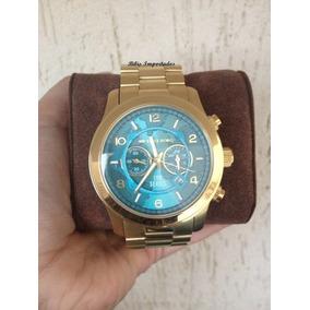 Relogio Mk Mapa Original - Relógios De Pulso no Mercado Livre Brasil 77d6a58aef