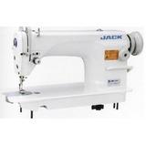 Maquina Recta Industrial Marca Jack Nueva Completa Jk-8720