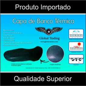 Capa Térmica Importada P/ Banco Moto Honda Bros